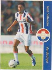 Plus 2006/2007 Panini Like sticker #278 Jose Valencia Willem II Tilburg
