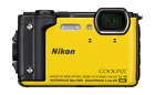 Nikon Coolpix W300 Waterproof / Shockproof Digital Camera - Yellow