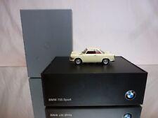 MINICHAMPS BMW 700 SPORT - CREAM 1:43 - EXCELLENT IN BOX