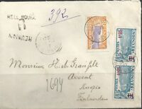 FRANCE - COLONIES Reunion: 1927 (24 Dec) Nice registered cover - 88458