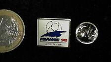 Fussball Pin Badge France 98 WM Worldcup Frankreich Logo