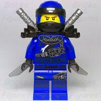 New Genuine Ninjago LEGO® Blue Ninja Jay Hunted Minifigure 70654 70655 70652