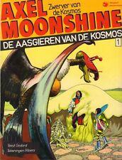 AXEL MOONSHINE 01 - DE AASGIEREN VAN DE KOSMOS