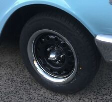 Ford Falcon Ford  Bullet Wheel Centre Cap-70.5mm Diameter-Polished Alloy- 1 cap