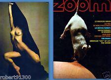 ZOOM N° 44../...ROY VOLKMANN   PHOTOGRAPHE DE NUS..../...05 & 06 -77