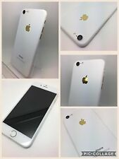 CUSTOM iPhone 6 16gb Unlocked In Matte White & Gold  -> Iphone 7 Style!!!