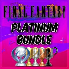 🔥 Final Fantasy's Platinum Trophy Service XIII, XIV +More PSN/PS3/PS4/VITA 🔥