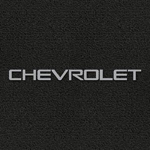 Lloyd Mats Classic Loop Black Front Floor Mats For Chevrolet Chevy S10 1994-2001