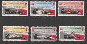 Jersey 2013 Formula 1, Nigel Mansell MNH (6)