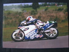 Photo Rothmans Honda NSR250 1986 #3 Dominique Sarron (FRA) Dutch TT Assen
