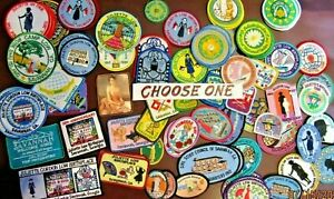 52 GIRL SCOUT Patches CHOOSE ONE Juliette Low BIRTHPLACE Savannah Founder EVENTS