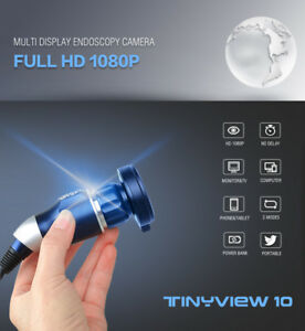 HD 1080P Endoscopy Camera Endoscope Borescope USB HDMI MAC Phone True 1200TVL