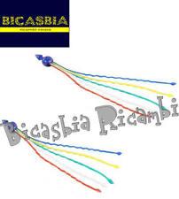 7307 - FRANGE STELLE FILANTI ABBELLIMENTO MANUBRIO VESPA 50 125 180 200 150