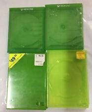 Assorted Xbox / Xbox 360 / Xbox One Cases Case Disc Holder