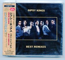 "Gipsy Kings/Best Remixes (Japan 5"" CD EP/9 Trax/Sealed)"