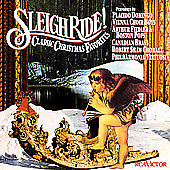 Sleigh Ride!-Classical Christmas Favorites by Various Artists (CD, Aug-1992,...
