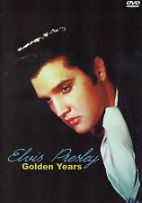 ELVIS PRESLEY : GOLDEN YEARS / DVD - NEU