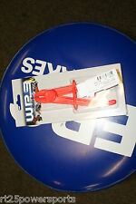 WPS Fuel Line Hose Clamping Pliers Clamp Tool Red MX ATV Harley PWC Street