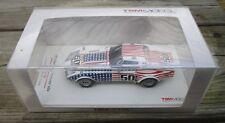 True Scale Models 1/43 Chevrolet Corvette 1971 Daytona 24