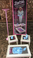 Sweet Roses Barbie Living Room Accents Mattel #5986 Accessories Furniture Doll