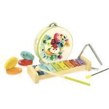Set d'instruments de percussion (3+) - Vilac 8351