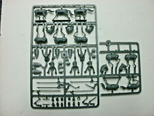 Conquest Games 28mm Medieval Knights x 5 (1 sprue) New Plastic FREE P&P