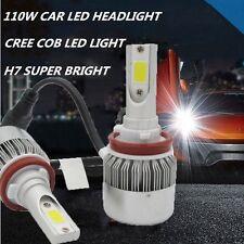 H8 H9 H11 20000LM COB LED Headlight Kit Beam Light Lamp Bulbs High Power 6000K