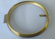 Polished Brass Clock Bezel Outside Diameter 214mm Inside 188mm