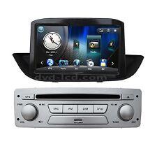 "Peugeot 308 Car DVD player GPS navigation Radio Stereo Headunit Ipod BT 8""HD"