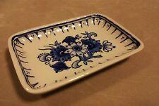 De Porceleyne Fles 1979 Royal Delft vintage dutch ceramic pin tray small dish