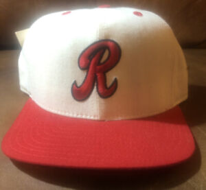 New Era Rochester Red Wings Home MiLB Fitted Hat Size 7 1/8 New With Tags