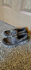 Columbia Omni Grip Men's Shoes 8 Brown Boating Hiking Loafers