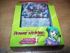 Cardfight Vanguard Flower Maiden of Purity Trial Deck English Starter free ship
