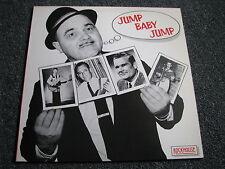 Jump Baby jump-V/A SAMPLER LP-holland - 1984-Rockabilly-ALBUM