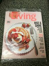 Martha Stewart Living Rise & Shine Easy Ways to Wow Everyday NEW May 2017