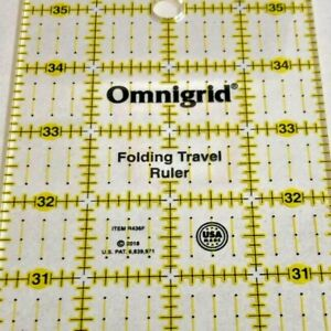 OMNIGRID R436F  RULER FOLDING TRAVEL 4X36 - Very good Pre-owned condition - LQQK