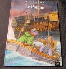 2009 LE PONTON Les Passagers Du Vent Bourgeon HC VF+ FRENCH 12bis