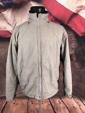 COLUMBIA Men's Interchange Omni-Tech Titanium Snow/Rain Shell Grey Jacket Sz XL