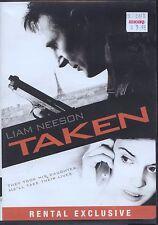 Taken (DVD, 2008) Liam Neeson