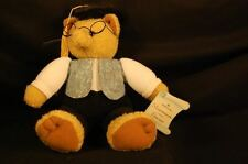 "Graduation Money Holder Bear NEW 11"" Hallmark Plush Toy Stuffed Animal Lovey"