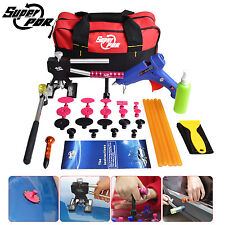 Paintless Dent Removal Super PDR Tools Dent Lifter T Bar Puller Tap Down Hammer