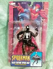 "Black costume SPIDERMAN w/glider Marvel legends|Classics|6""figure