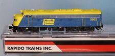 Rapido Trains 15535,  Spur N, EMD FL9 Penn Central #5002, blau-gelbDigital+Sound
