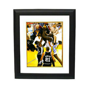 Shaquille O'Neal signed Los Angeles Lakers 8x10 Photo Custom Framed- JSA HOLO