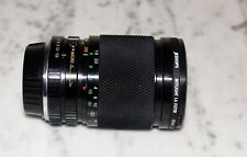 Pentax Fit Soligor MC Zoom Macro Lens 28-80 mm Pentax K - UK seller