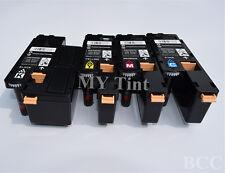 4 Toner For Xerox Phaser 6010 6000 Workcentre 6015 6015V 106R01627 ~ 106R01630