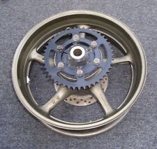 2003 04 05 Yamaha R6 rear wheel assembly NICE