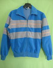 Veste Adidas années 80'S Vintage velour Ciel grise 80'S jacket - 162