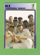 2000 TOPPS SIGNATURE CRICKET  CASE  CARD BC1