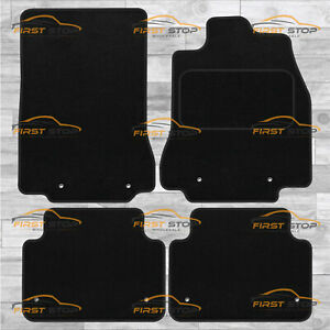 Jaguar Xf 2014-2016 Tailored Carpet Car Floor Mats Black